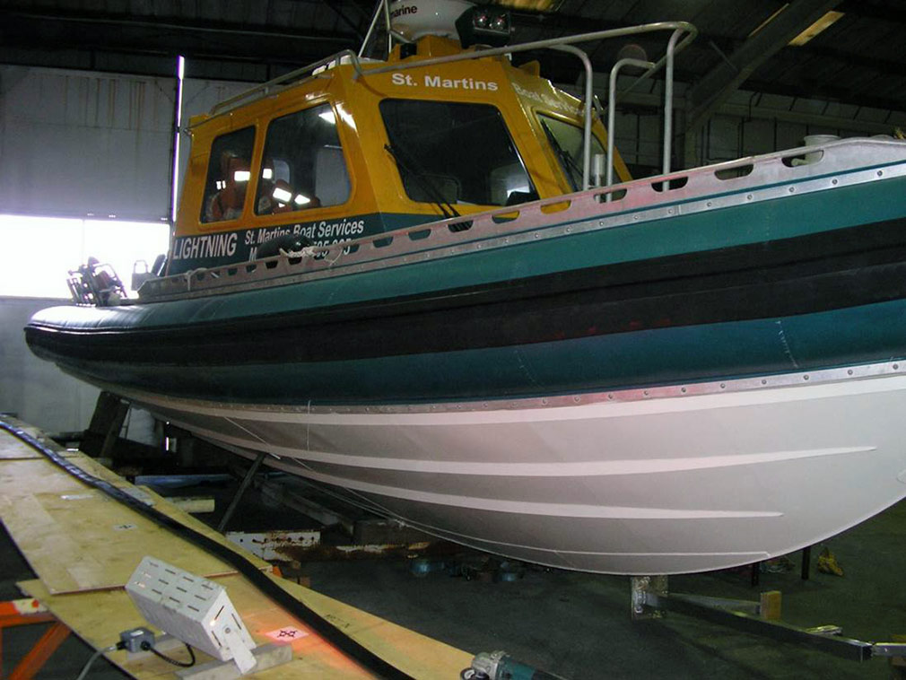 Composites And Coatings For The Marine Industry