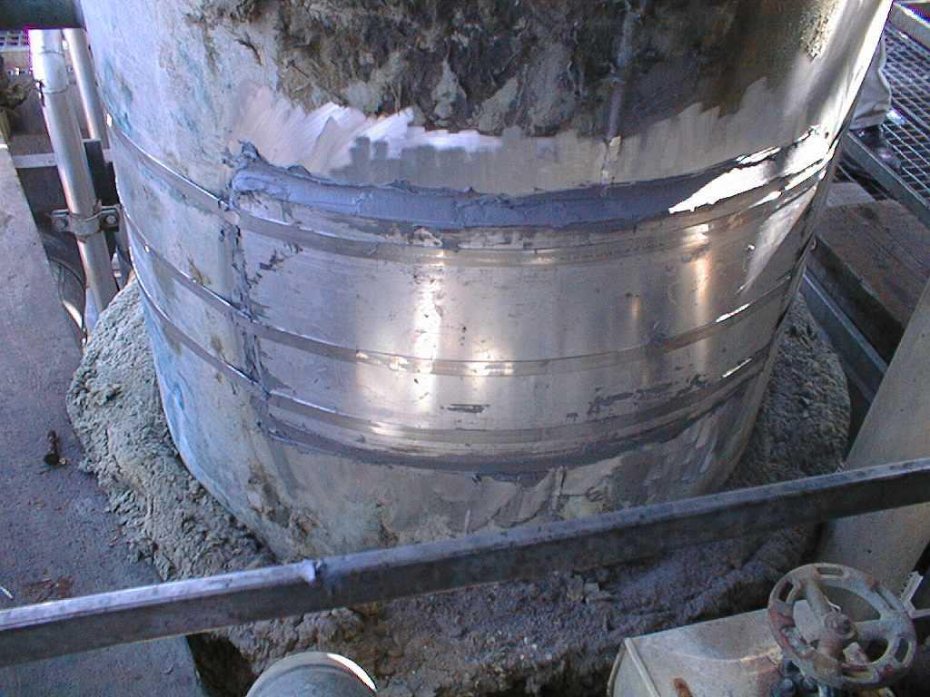 Steel Industry Repair Composites And Coatings