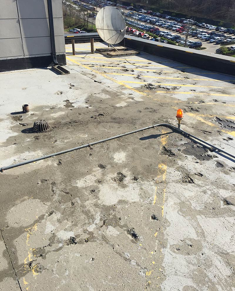 Floor Problem Areas Repair And Protection