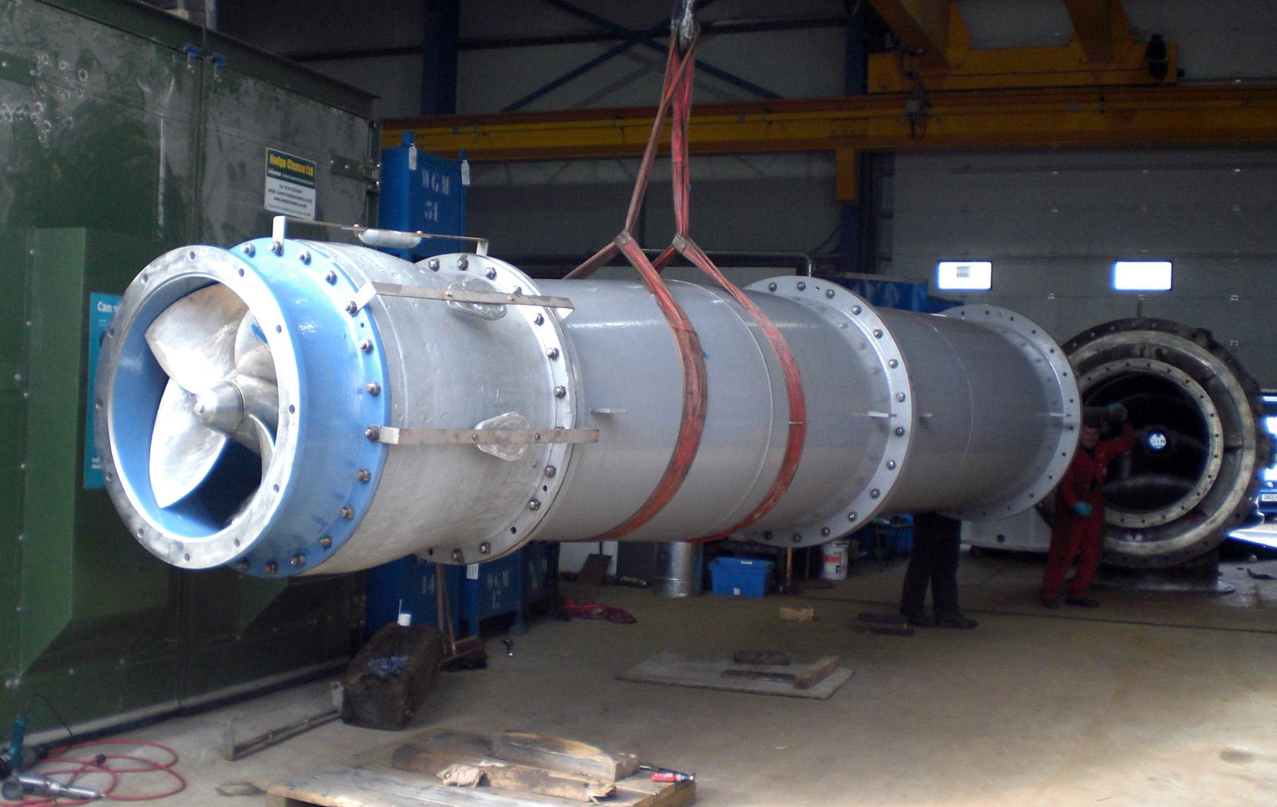 Pump Restoration and Efficiency Enhancement