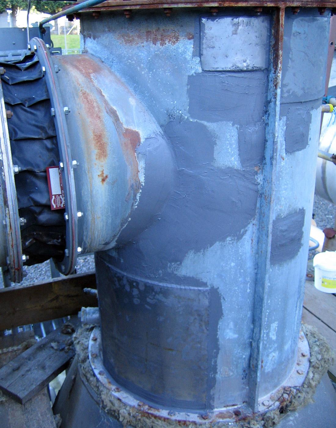 Belzona 1121 (Super XL-Metal) Repair Composite