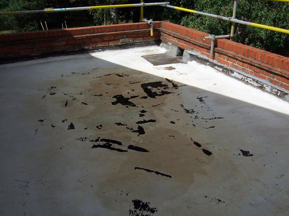 Belzona 3111 Waterproofing Membrane For Roofs