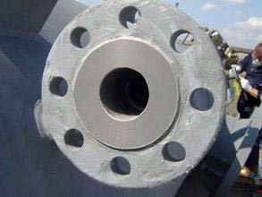 Belzona products for metal repair