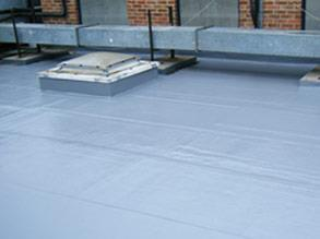 A Liquid Applied Roof Coating For Long Term Protection And Waterproofing Of  Roofs Which Can Be Applied During Winter Weather Conditions.