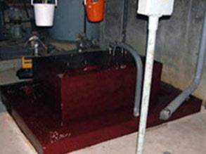 Belzona 4341 (Magma CR4) applied to provide hot acid protection
