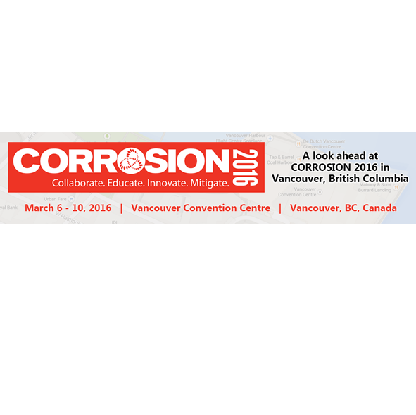 Belzona to Present at the NACE Corrosion 2016 Conference in Vancouver