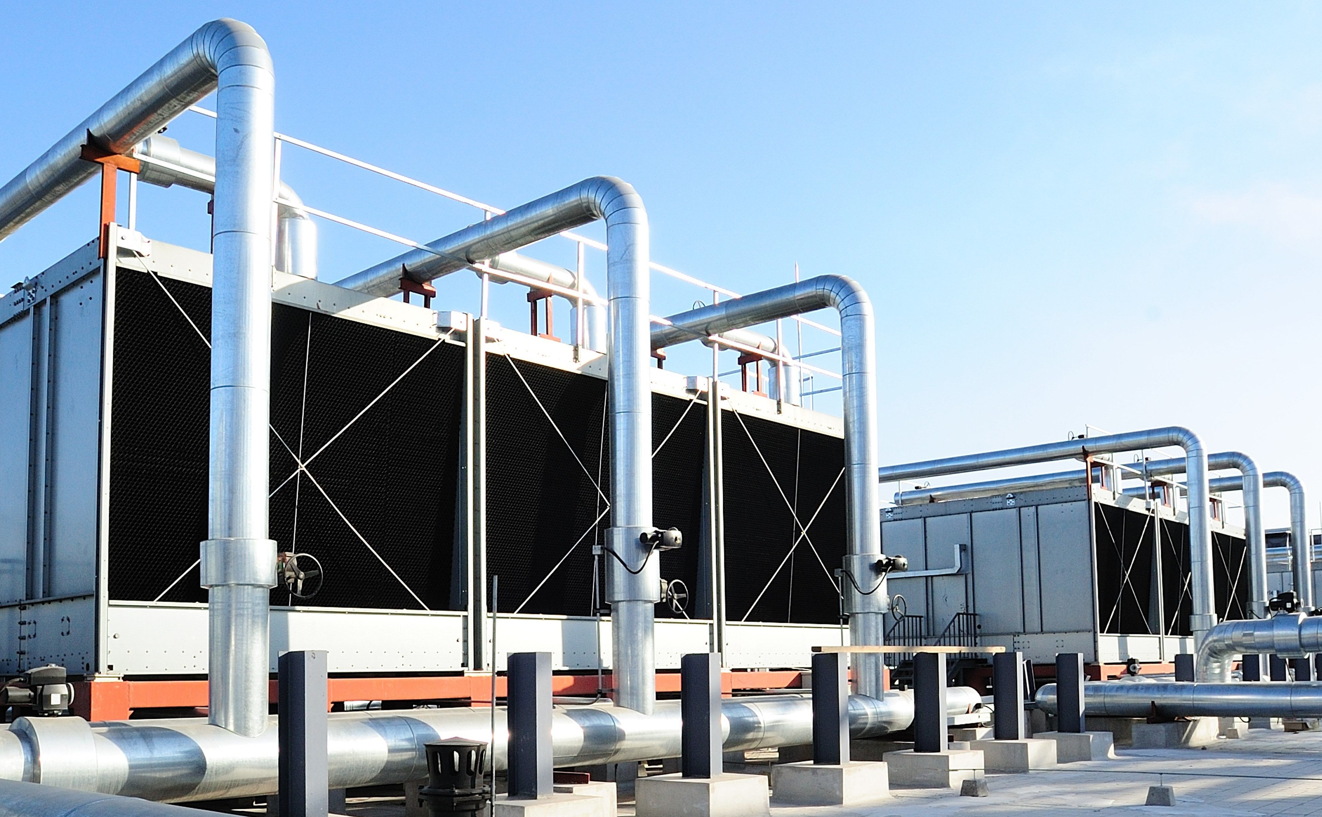 Top 4 Problems for Cooling Tower Maintenance - New Blog Post