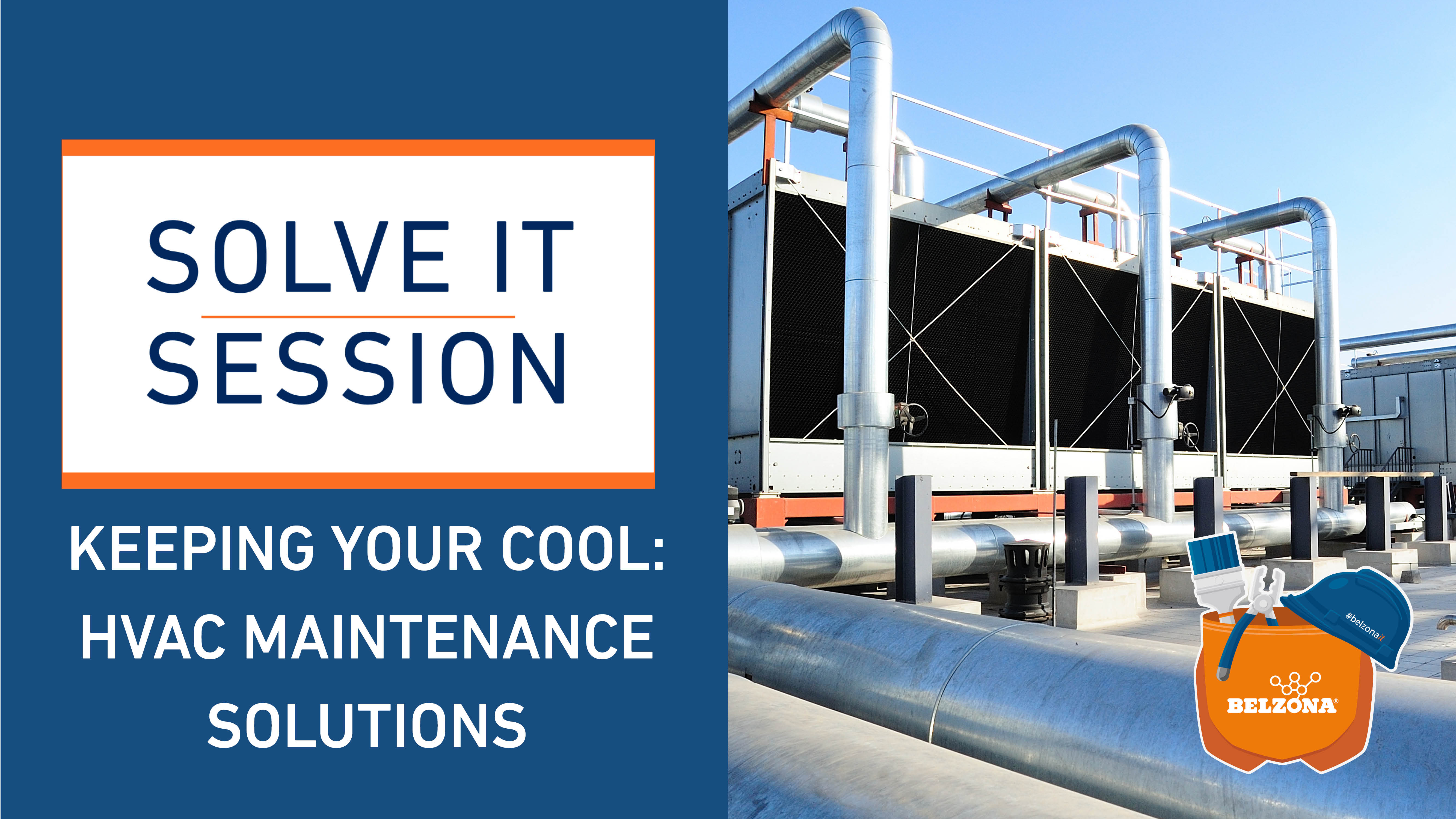 KEEPING YOUR COOL: HVAC MAINTENANCE SOLUTIONS