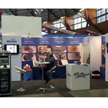 Rezitech Exhibiting at Aimex Exhibition