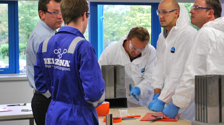 Teamwork in the Coatings Industry